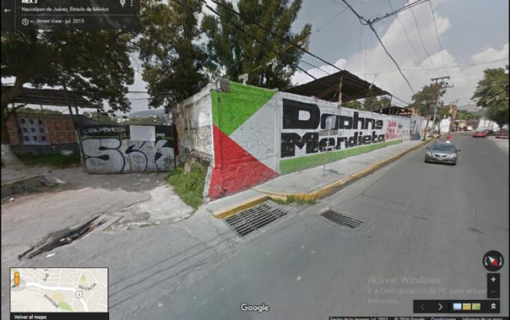 Foto de terreno habitacional en venta en av san mateo nopala, san mateo nopala, naucalpan de juárez, estado de méxico, 2041663 no 01