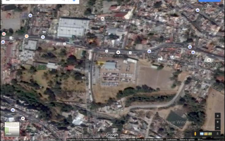 Foto de terreno habitacional en venta en av san mateo nopala, san mateo nopala, naucalpan de juárez, estado de méxico, 2041663 no 03