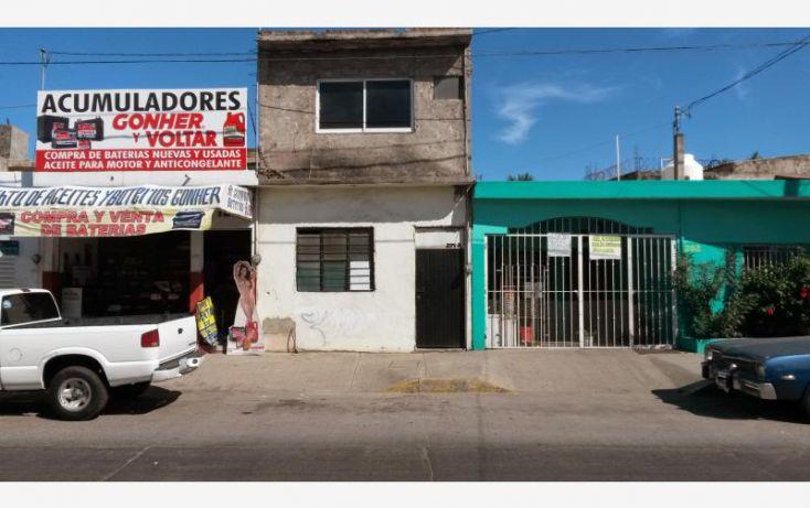 Foto de casa en venta en av santa rosa, ampl lico velarde, mazatlán, sinaloa, 1526994 no 01