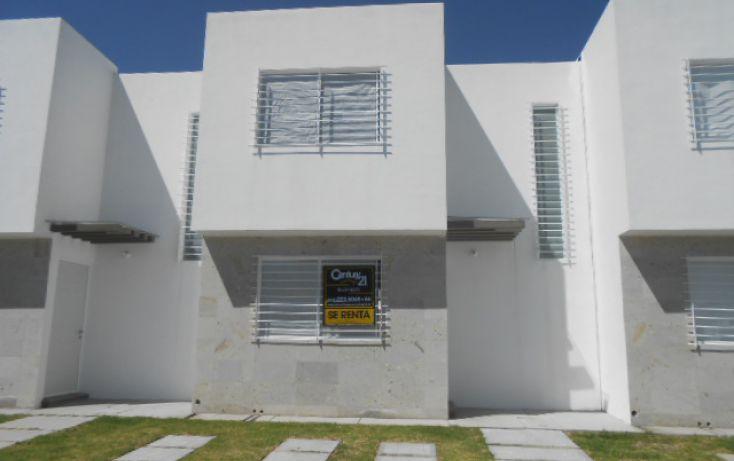 Foto de casa en renta en av santuario de guadalupe 989 casa 3, santuarios del cerrito, corregidora, querétaro, 1702240 no 01