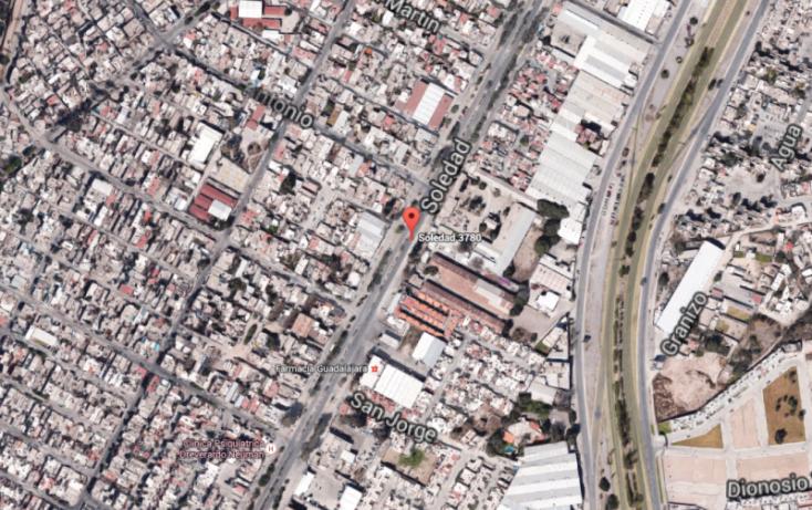 Foto de terreno habitacional en venta en av soledad, felipe enríquez, san vicente tancuayalab, san luis potosí, 1008609 no 02