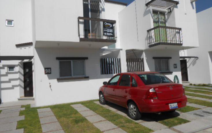 Foto de casa en renta en av sonterra 4024 casa 98, el rincón, querétaro, querétaro, 1716428 no 01