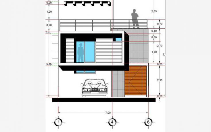 Foto de casa en venta en av sor juana ines de la cruz 8153, camino real, puebla, puebla, 1750618 no 02
