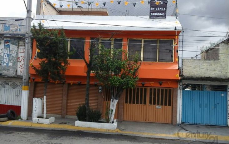 Foto de casa en venta en av tepozanes, la perla, nezahualcóyotl, estado de méxico, 1712434 no 01