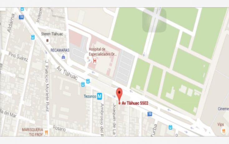 Foto de terreno comercial en venta en av tlahuac 5502, el vergel, iztapalapa, df, 1810428 no 01