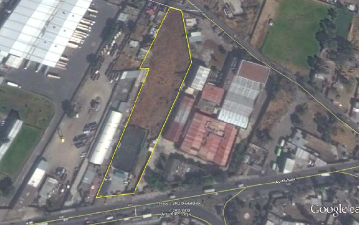 Foto de terreno habitacional en venta en av tlahuac, santiago centro, tláhuac, df, 1309649 no 02