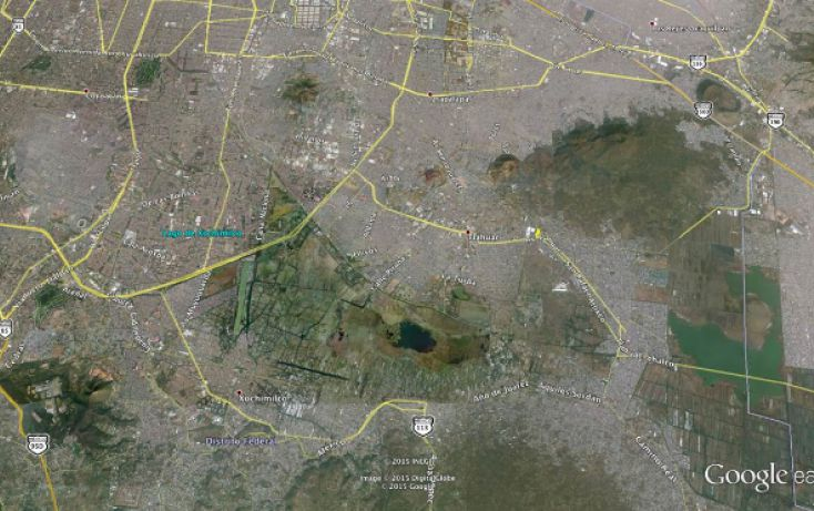 Foto de terreno habitacional en venta en av tlahuac, santiago centro, tláhuac, df, 1309649 no 04
