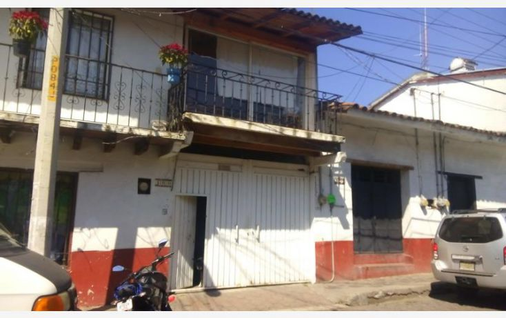 Foto de casa en venta en av toluca 300, avándaro, valle de bravo, estado de méxico, 1689942 no 01