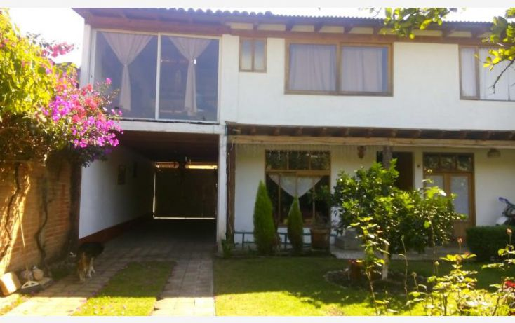 Foto de casa en venta en av toluca 300, avándaro, valle de bravo, estado de méxico, 1689942 no 03
