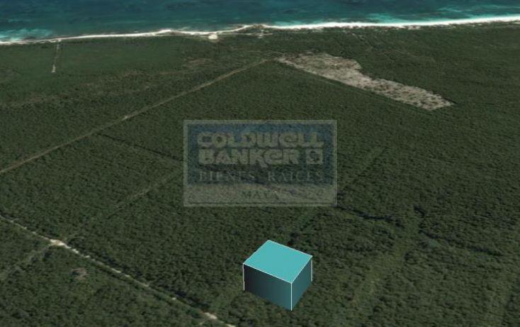 Foto de terreno habitacional en venta en av tulum 319, tulum centro, tulum, quintana roo, 328826 no 02