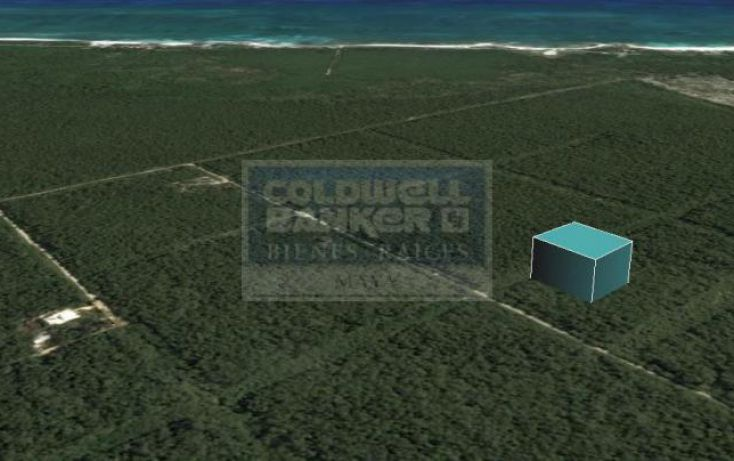 Foto de terreno habitacional en venta en av tulum 319, tulum centro, tulum, quintana roo, 328826 no 05