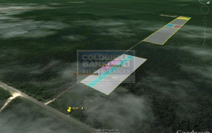 Foto de terreno habitacional en venta en av tulum 319, tulum centro, tulum, quintana roo, 328885 no 05