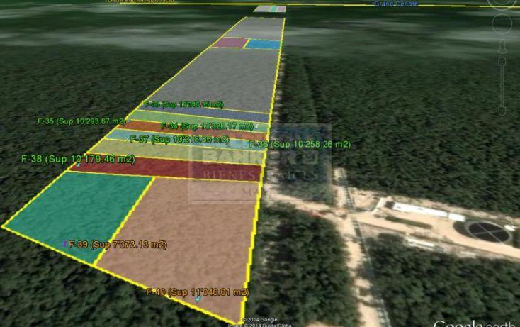 Foto de terreno habitacional en venta en av tulum 319, tulum centro, tulum, quintana roo, 328891 no 05