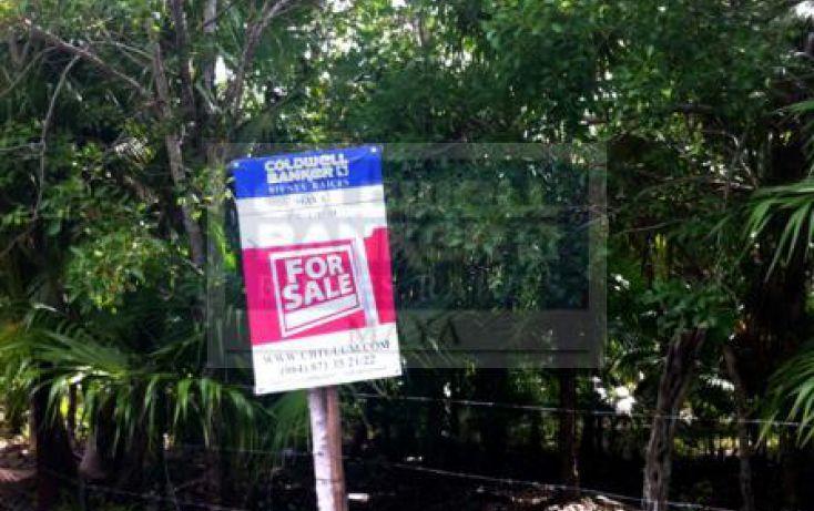 Foto de terreno habitacional en venta en av tulum 319, tulum centro, tulum, quintana roo, 328896 no 07