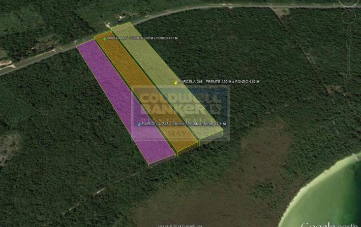 Foto de terreno habitacional en venta en av tulum 319, tulum centro, tulum, quintana roo, 328905 no 05
