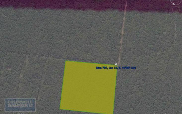 Foto de terreno habitacional en venta en av tulum 319, tulum centro, tulum, quintana roo, 328910 no 03