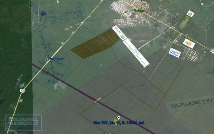 Foto de terreno habitacional en venta en av tulum 319, tulum centro, tulum, quintana roo, 328910 no 04