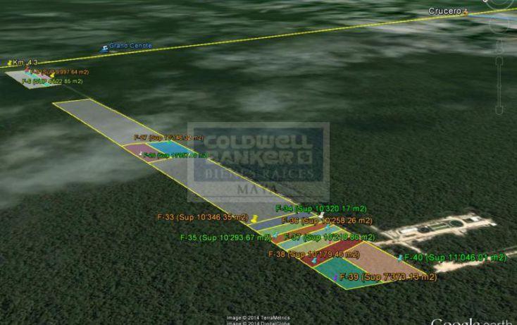 Foto de terreno habitacional en venta en av tulum 913, tulum centro, tulum, quintana roo, 328887 no 02