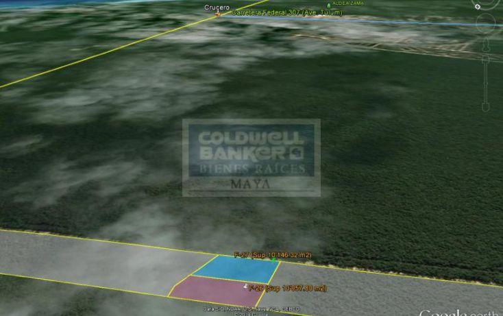 Foto de terreno habitacional en venta en av tulum 913, tulum centro, tulum, quintana roo, 328887 no 05