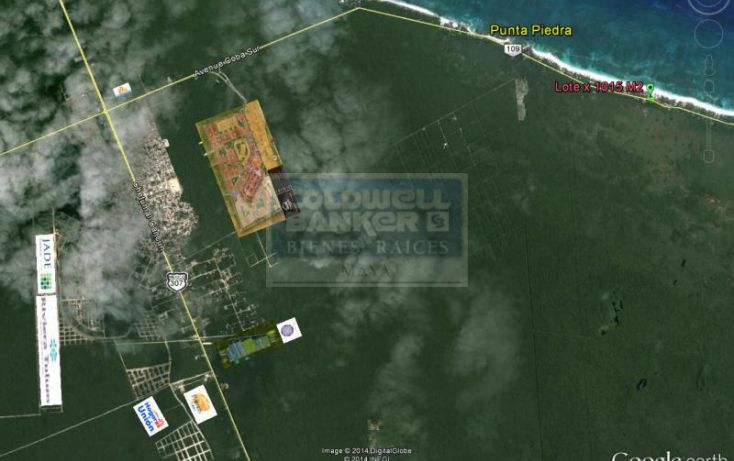 Foto de terreno habitacional en venta en av tulum 913, tulum centro, tulum, quintana roo, 328913 no 01