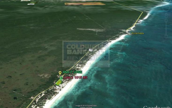 Foto de terreno habitacional en venta en av tulum 913, tulum centro, tulum, quintana roo, 328913 no 04