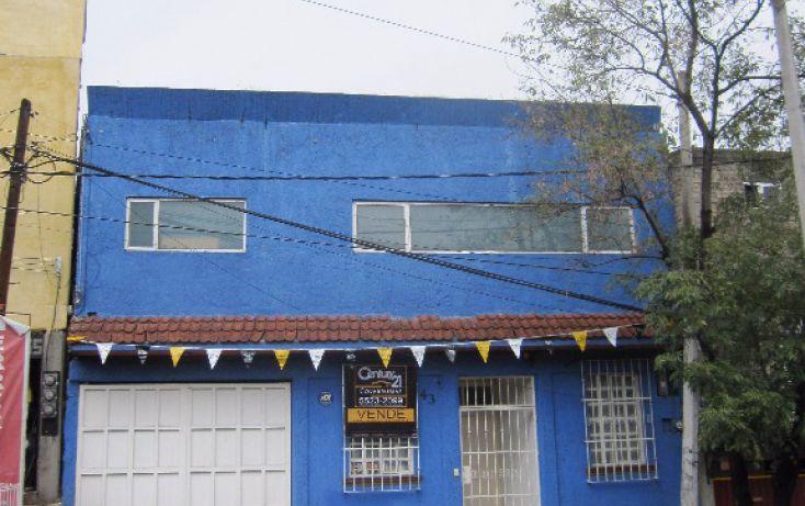 Foto de casa en venta en av unión, popular santa teresa, tlalpan, df, 1695600 no 01