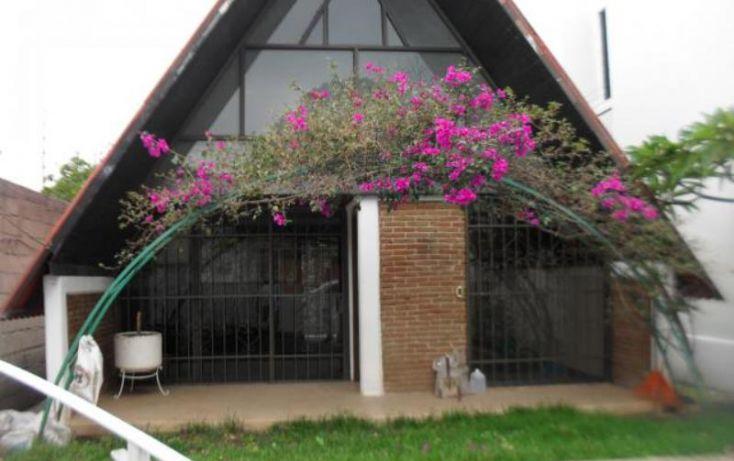 Foto de casa en venta en av universidad, blanca universidad, cuernavaca, morelos, 1674214 no 01