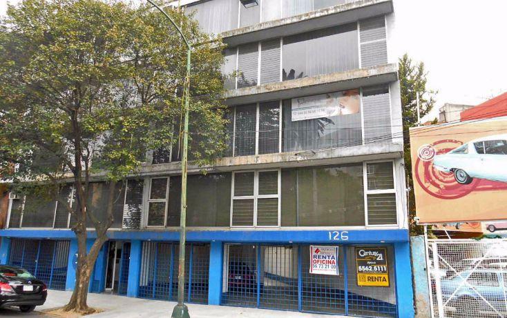 Foto de oficina en renta en av universidad, vertiz narvarte, benito juárez, df, 1829655 no 01