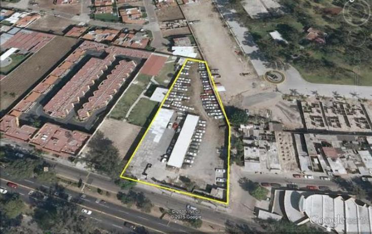 Foto de terreno habitacional en venta en av vallarta 1, juan manuel vallarta, zapopan, jalisco, 827537 no 01