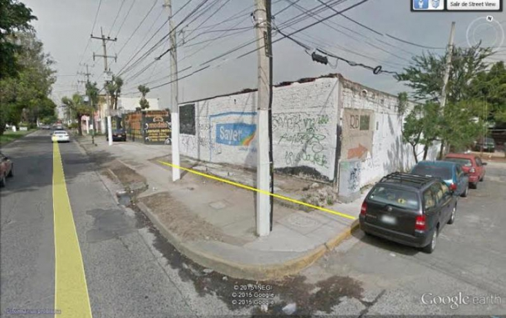 Foto de terreno habitacional en venta en av vallarta 1, juan manuel vallarta, zapopan, jalisco, 827537 no 02