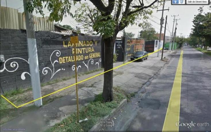 Foto de terreno habitacional en venta en av vallarta 1, juan manuel vallarta, zapopan, jalisco, 827537 no 03