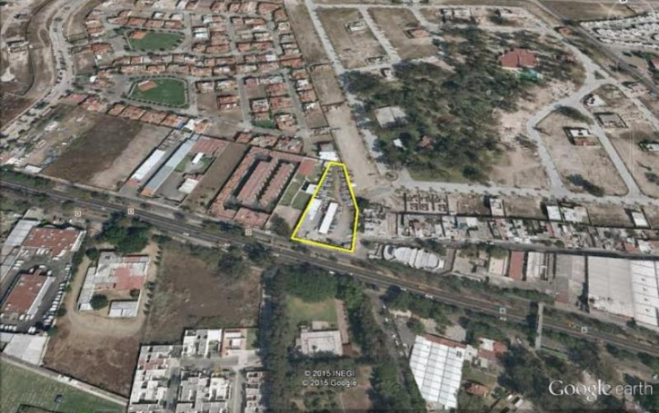 Foto de terreno habitacional en venta en av vallarta 1, juan manuel vallarta, zapopan, jalisco, 827537 no 04