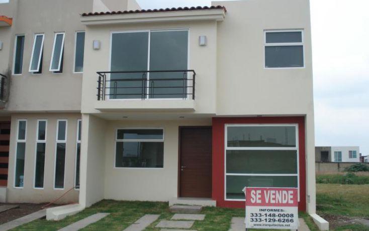 Foto de casa en venta en av valle del silicio 70, la tijera, tlajomulco de zúñiga, jalisco, 617844 no 01