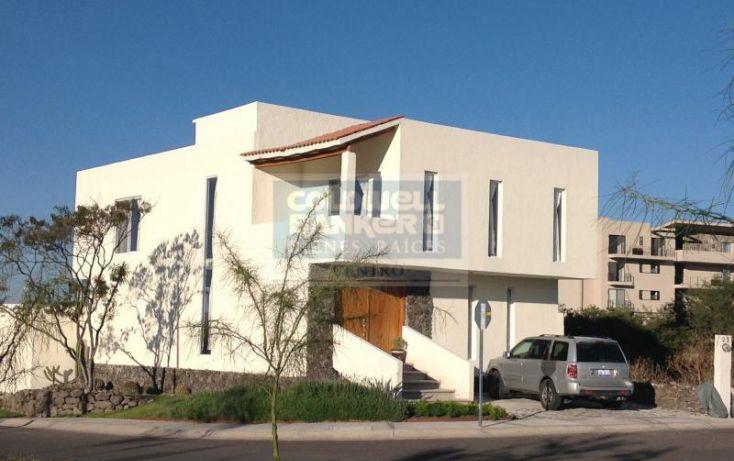 Foto de casa en condominio en venta en av valle zalain, desarrollo habitacional zibata, el marqués, querétaro, 367430 no 01