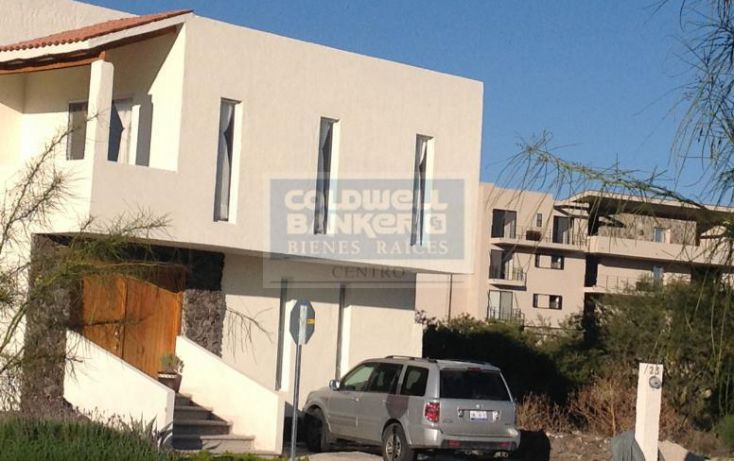 Foto de casa en condominio en venta en av valle zalain, desarrollo habitacional zibata, el marqués, querétaro, 367430 no 02
