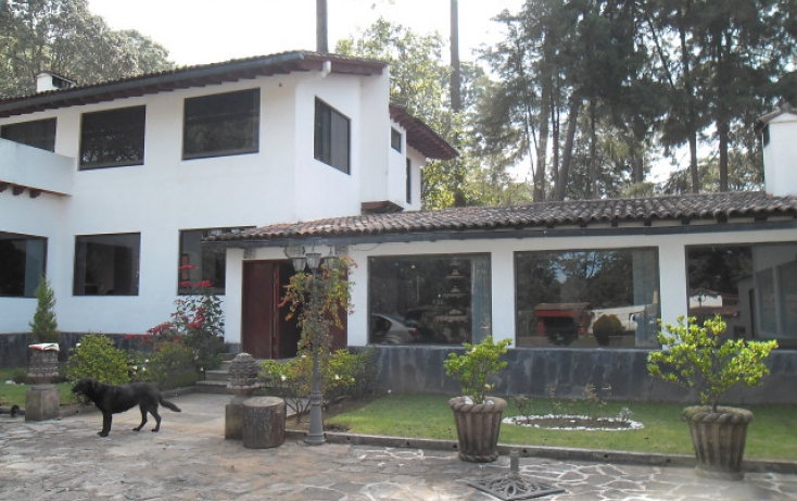 Foto de casa en venta en av vega del rio, avándaro, valle de bravo, estado de méxico, 724157 no 02