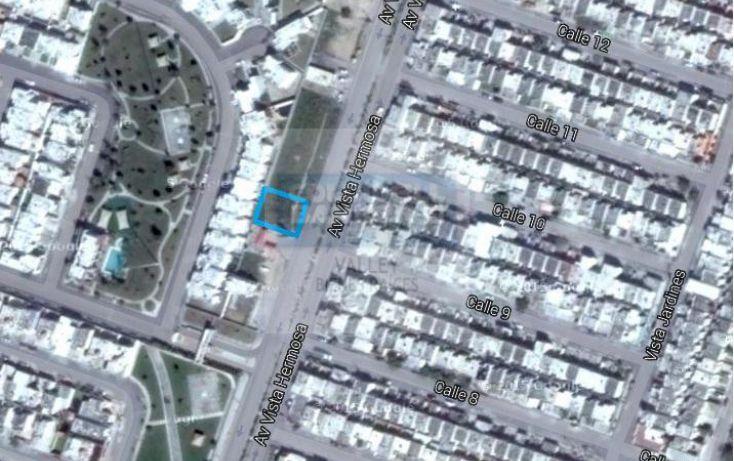 Foto de terreno habitacional en venta en av vista hermosa, vista hermosa, reynosa, tamaulipas, 1364485 no 06