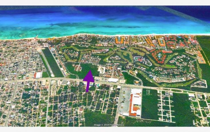 Foto de terreno habitacional en venta en av xaman ha, playa car fase i, solidaridad, quintana roo, 402967 no 01