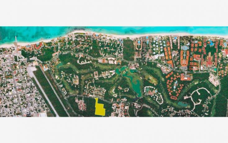 Foto de terreno habitacional en venta en av xaman ha, playa car fase i, solidaridad, quintana roo, 402967 no 06