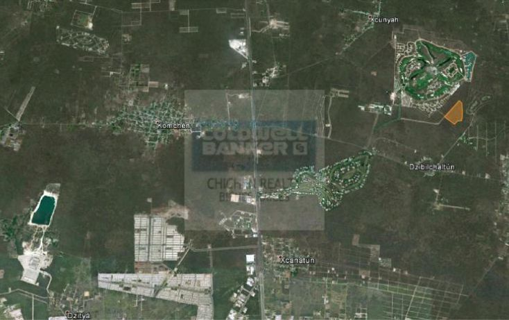 Foto de terreno habitacional en venta en av ycc, chablekal, mérida, yucatán, 1754720 no 04