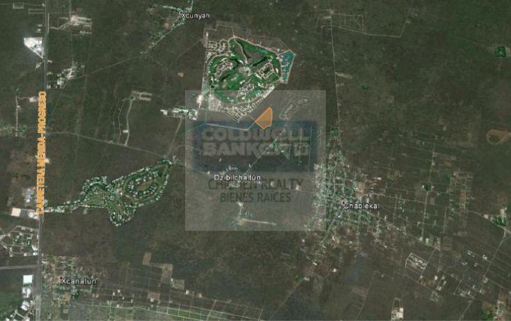 Foto de terreno habitacional en venta en av ycc, chablekal, mérida, yucatán, 1754720 no 06