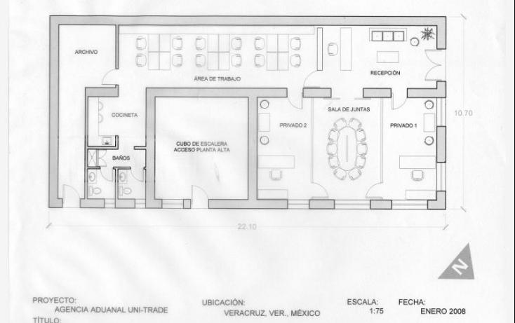 Foto de edificio en renta en av zamora entre av independencia y 5 de mayo, veracruz centro, veracruz, veracruz, 628892 no 03