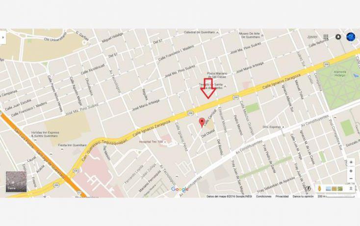 Foto de terreno comercial en venta en av zaragoza, ignacio zaragoza, querétaro, querétaro, 1727320 no 04