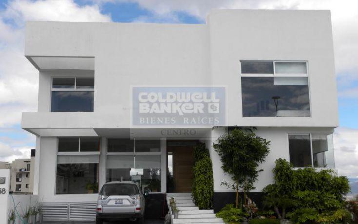 Foto de casa en condominio en venta en av zavalza, desarrollo habitacional zibata, el marqués, querétaro, 623106 no 01