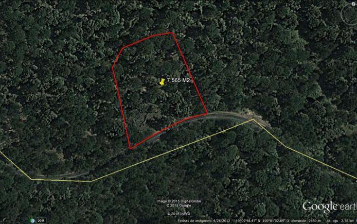 Foto de terreno habitacional en venta en, avándaro, valle de bravo, estado de méxico, 829715 no 04