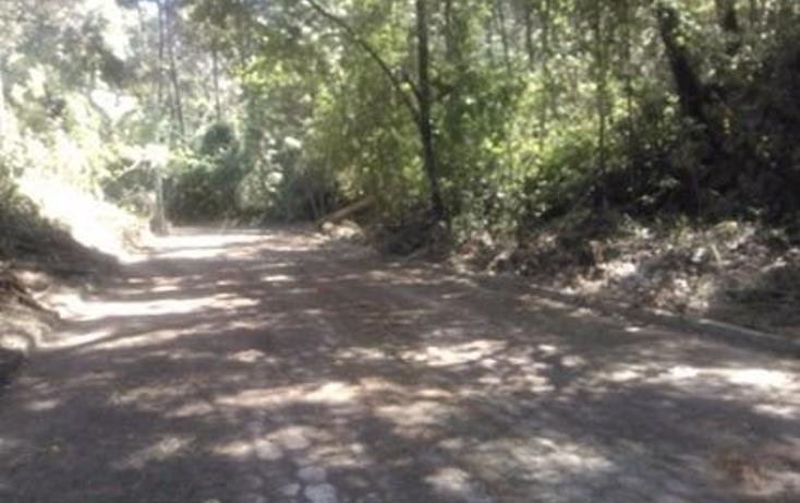 Foto de terreno habitacional en venta en  , avándaro, valle de bravo, méxico, 1140641 No. 01
