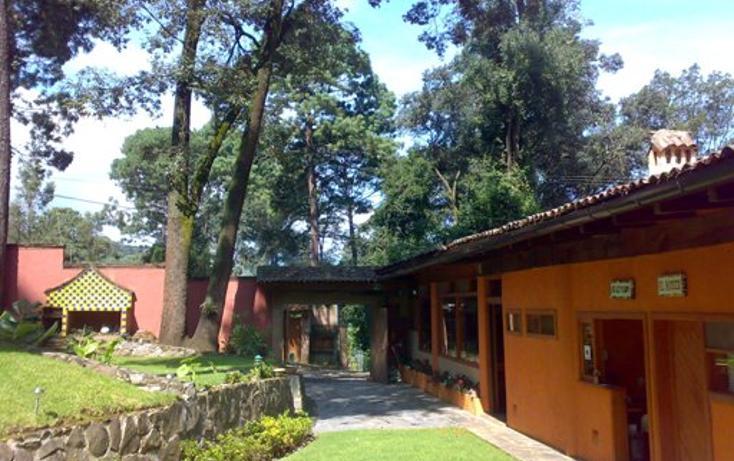 Foto de edificio en venta en  , avándaro, valle de bravo, méxico, 1229225 No. 01