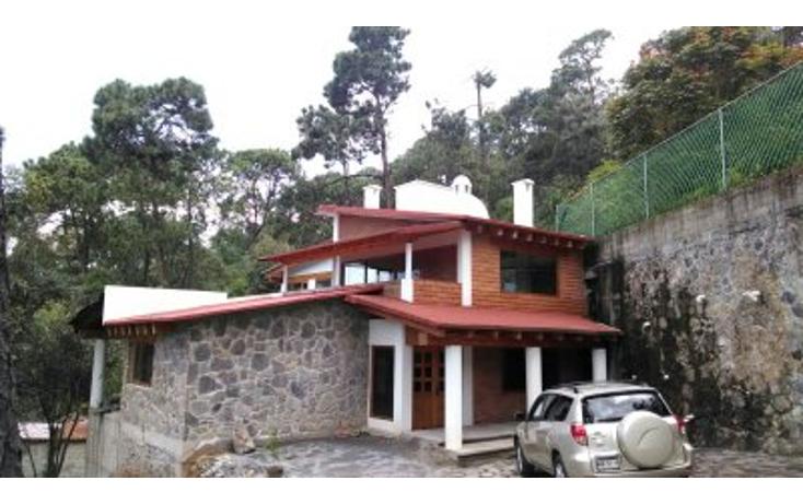 Foto de casa en venta en  , avándaro, valle de bravo, méxico, 1288721 No. 01