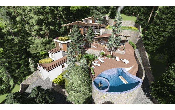 Foto de terreno habitacional en venta en  , avándaro, valle de bravo, méxico, 1448773 No. 01