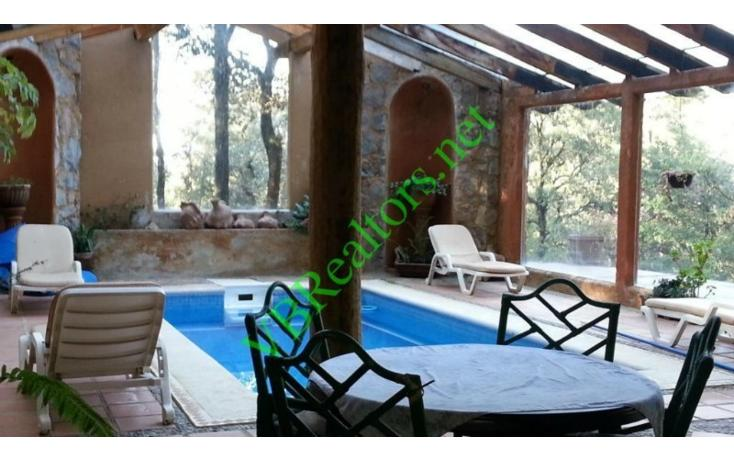 Foto de casa en venta en  , avándaro, valle de bravo, méxico, 1462569 No. 06
